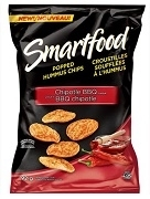 SMARTFOOD POPPED HUMMUS CHIPS (44 BAGS)