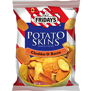 TGI FRIDAYS POTATO SKINS 50 x 1oz BAGS