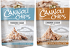 CANNOLI CHIPS 'KOSHER' 'NUT FREE' 10 x 2oz BAGS / CASE