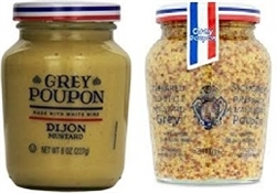 GREY POUPON DIJON MUSTARD 200ml