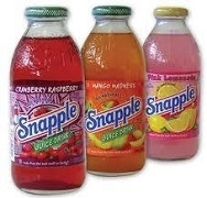 SNAPPLE 12 x 473ml BOTTLES