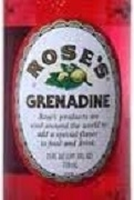 ROSES GRENADINE single bottle 739ml