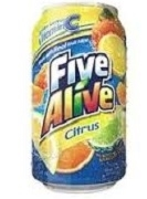 FIVE ALIVE CITRUS CANS (24)