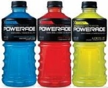 POWERADE ION 12 BOTTLES x 710ml / CASE