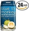 BLUE MONKEY PURE COCONUT WATER (24 CANS)