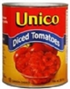 UNICO CANNED TOMATOES (24)
