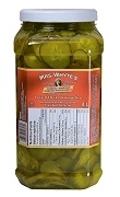 MRS WHYTES SLICED KOSHER DILL PICKLES 4L JUG
