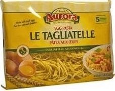 AURORA EGG PASTA PACKET