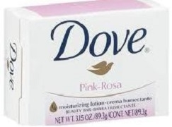 DOVE SOAP BARS 8 PACK