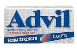 ADVIL CAPLETS EXTRA STRENGTH 40 x 400mg
