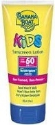 BANANA BOAT KIDS SUNSCREEN 60 SPF 90ml  SQUEEZE PACK