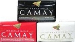 CAMAY SOAP 3 PACK