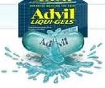 ADVIL LIQUID GELS 16 x 200mg