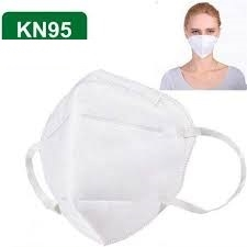 MASKS KN95 PACK OF 10 (THEY COME FOLDED FLAT)