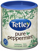 TETLEY PURE PEPPERMINT 20 BAGS