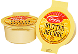 GAYLEE WHIPPED BUTTER SINGLE SERVE POTS (600)