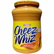 KRAFT CHEEZ WHIZ 450ml JAR