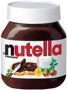 NUTELLA 725g JAR