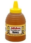 BILLY BEE HONEY SQUEEZE JAR 500k