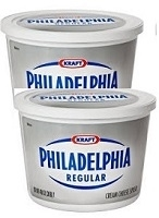 PHILADELPHIA SPREADABLE CREAM CHEESE 340G