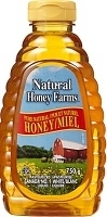 HONEY SQUEEZE JAR 750g