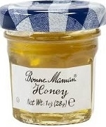 BONNE MAMAN ORANGE BLOSSOM HONEY (60 MINI JARS)