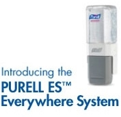 PURELL STARTER KIT (WALL MOUNT) WITH CARTRIDGE