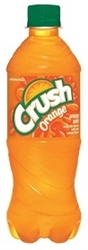 CRUSH ORANGE 24 x 591ml BOTTLES / CASE