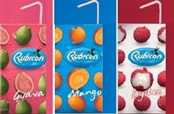 RUBICON NECTARS 32 x 200ml SINGLES / CASE
