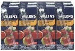 ALLENS OR OASIS JUICE TETRA PACKS 32 / CASE
