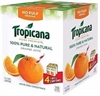 TROPICANA OJ 'REFRIDGERATED' 4 x 1.89 LITRE CONTAINERS (Available in Singles)