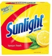 SUNLIGHT LAUNDRY DETERGENT POWDER 1 x 6.8 k BOX