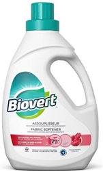BIO-VERT BIODEGRADABLE LAUNDRY FABRIC SOFTENER 4.43 L JUG
