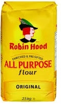 ROBIN HOOD ALL PURPOSE FLOUR 2.5K BAG