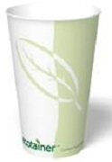 ECO 10 oz HOT DRINK CUP (1000)