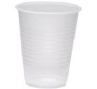 CUPS WHITE PLASTIC 12oz (1000)