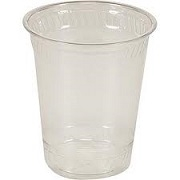 CUPS 16oz CLEAR BIO-DEGRADABLE (1000)