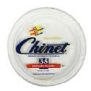 "CHINET ""ROYAL"" WHITE 6 3/4"" PLATES (1000)"