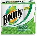 BOUNTY PAPER TOWEL 6=12 ROLLS (OR SIMILAR PRODUCT)
