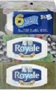 ROYAL 3 PLY TISSUES 6 PACK