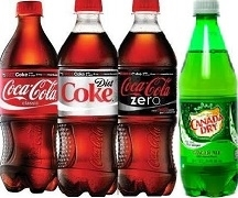 COKE PRODUCTS 591ml (24)