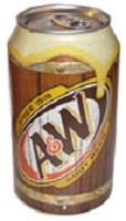 A & W ROOT BEER. (12)