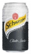 SCHWEPPES CLUB SODA (12)