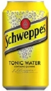 SCHWEPPES TONIC WATER (12)