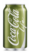 "COCA COLA LIFE (12) ""NEW PRODUCT"""