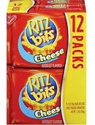 RITZ BITS SANDWICH 12 PACK BOX