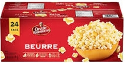 ORVILLE REDENBACHER BUTTERY 24 x 99g PACKS