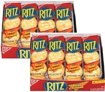 RITZ CRACKERS WITH REAL CHEESE (14)