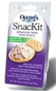 OCEAN'S SNACK KIT ALBACORE TUNA / RICE CRACKERS 6x 86g SINGLE PACKS