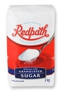 REDPATH SUGAR 2 KILO BAG